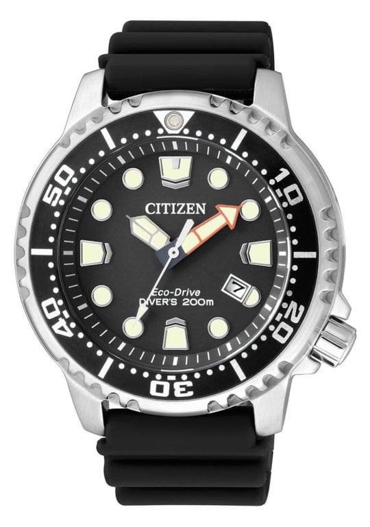 Citizen Eco-Drive Diver´s Ref. BN0150-10E