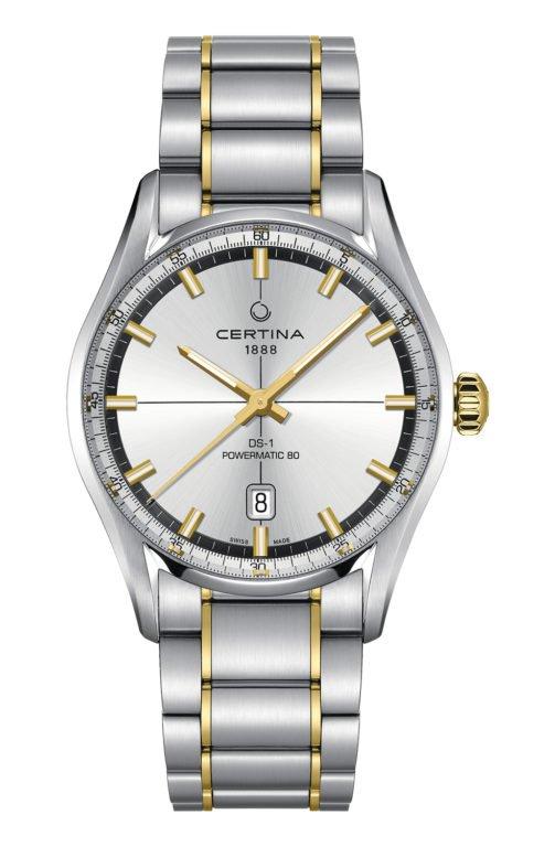 CERTINA DS-1 POWERMATIC 80 C029.407.22.031.00
