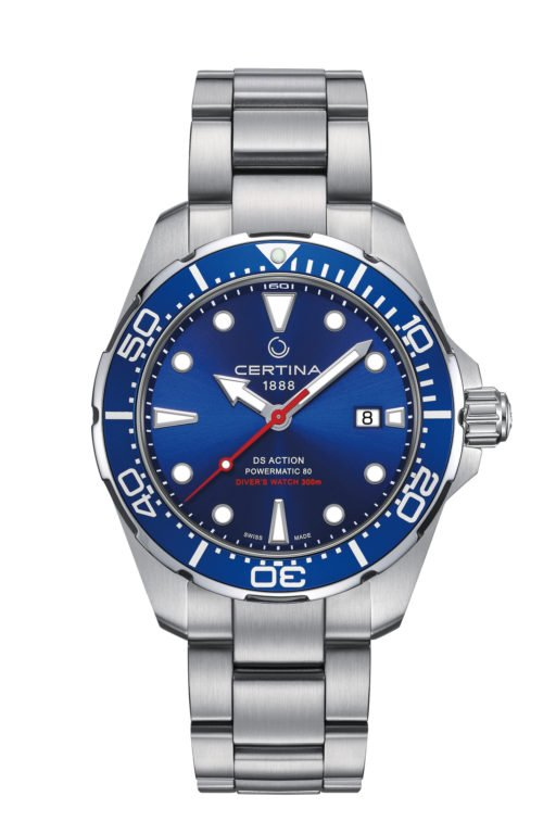 Certina DS-Action Automatic Blue Dial C032.407.11.041.00