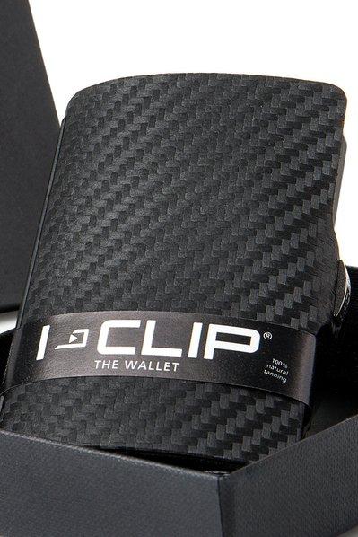 I-CLIP CARBON FIBER BLACK EDITION