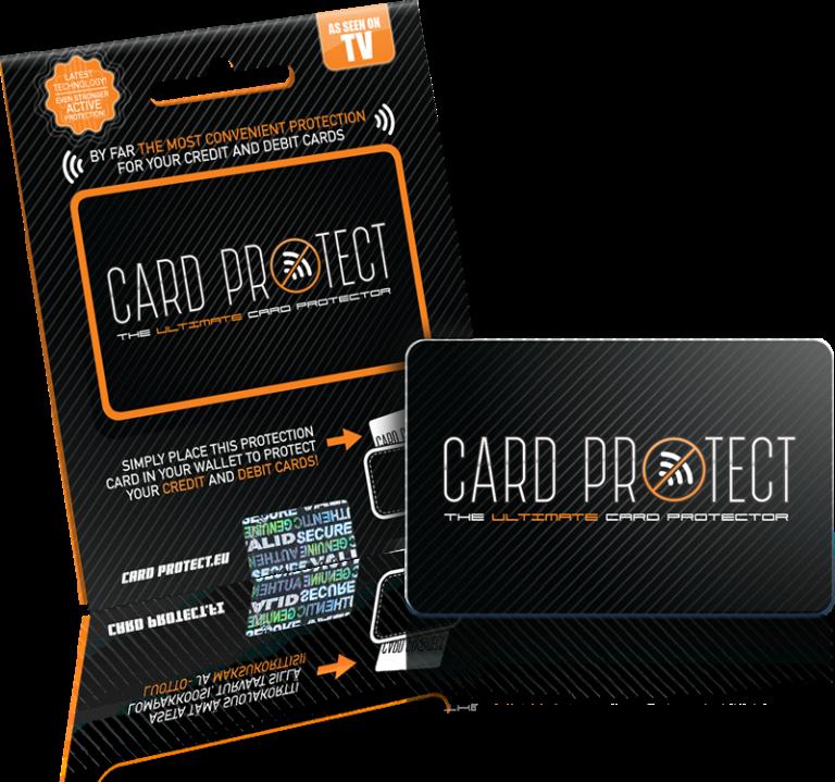CARD PROTECT SUOJAKORTTI