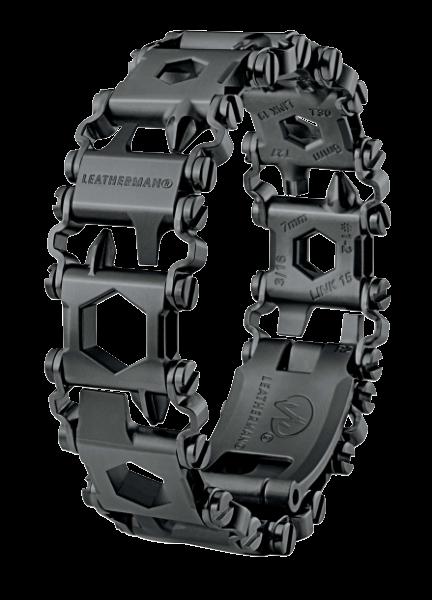 Leatherman Tread LT Black Stainless Steel