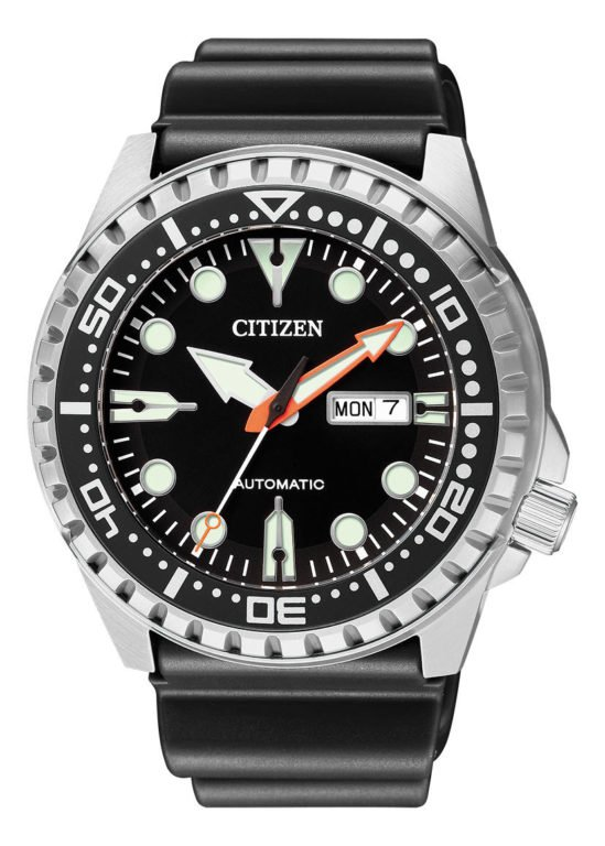 CITIZEN AUTOMATIC 100M NH8380-15EE