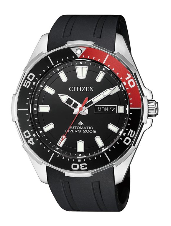 CITIZEN PROMASTER DIVER'S 50TH ANNIVERSARY LIMITED NY0076-10E