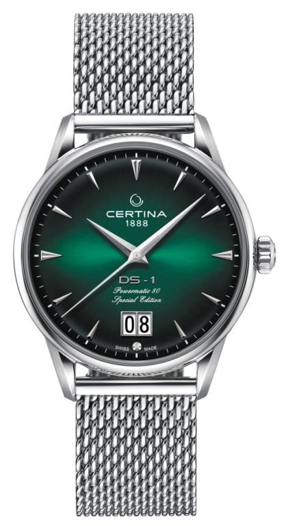 CERTINA DS-1 BIGDATE SPECIAL EDITION 60th C029.426.11.091.60