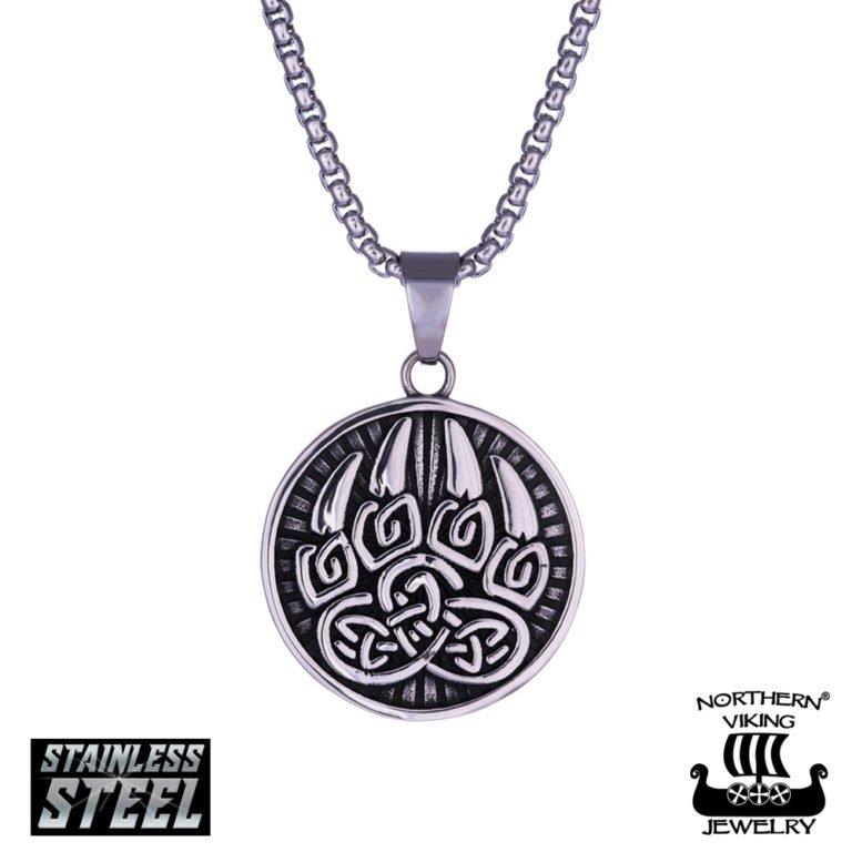 """Northern Viking Jewelry -Riipus """"Karhun Käpälä"""""""